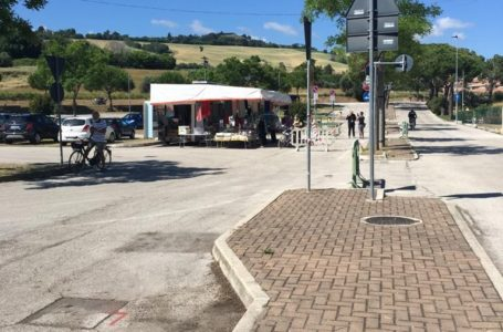 FOTO   Pineto, M5S: su mercato ultimo atto di un'amministrazione e una città allo sbando