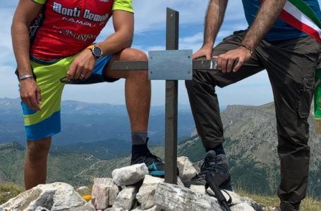 """Campli e la rinascita della montagna, in un video Ossini racconta la """"sua"""" escursione"""