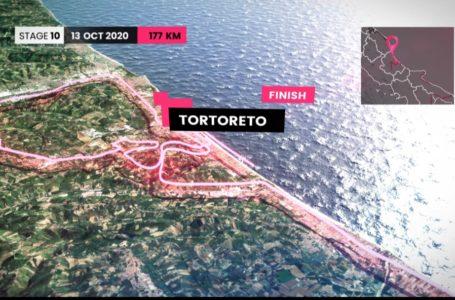 """Giro d'Italia 2020,  definito il percorso della decima tappa della kermesse, la """"Lanciano-Tortoreto"""", il prossimo 13 ottobre"""