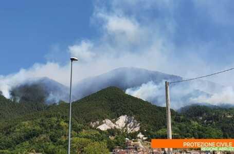 Incendi, +20% in Italia. Coldiretti: occorre una corretta politica del suolo e dei boschi