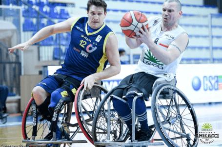 Il S. Lucia Roma rinuncia alla Serie A: appello dell'Amicacci per il futuro del basket in carrozzina
