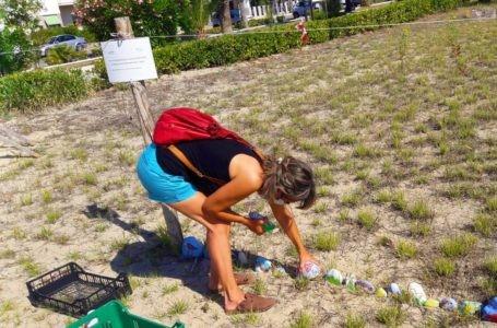 FOTO   Alba Adriatica, la creatività dei bambini per il Fratino e il Giglio di mare. WWF e scuole per la conservazione costiera