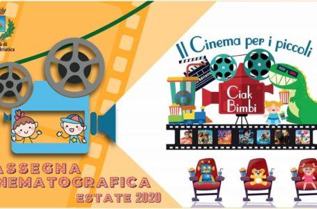 Alba Adriatica, Rassegna di cinema per bimbi e poi il magico Circo