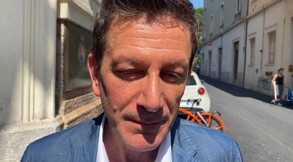 "Paride Tudisco incalza Diego Di Bonaventura:  ""usa due pesi e due misure"""