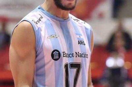 Pineto Volley, dall'Argentina arriva lo schiacciatore Luciano Eduardo Zornetta