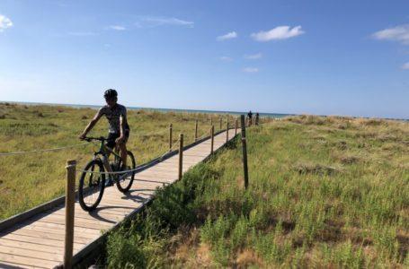 Bike to coast lungo i primi 85 km tra Martinsicuro e Francavilla