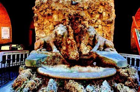 Pasquale Morganti, lo scultore della Fontana dei Due Leoni