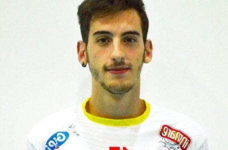 Volley, Pineto: arriva il centrale Valentino Meleddu ex Lucera