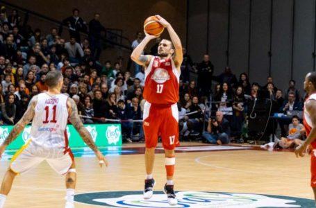 Basket, la Pallacanestro Roseto ingaggia Andrea Pastore
