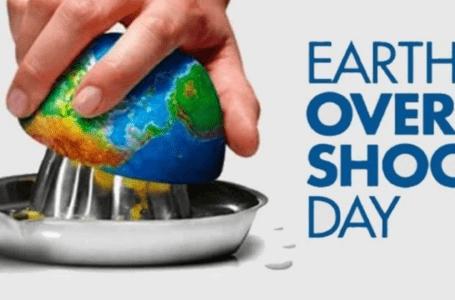 Overshoot day, oggi è il giorno del Sovrasfruttamento della Terra