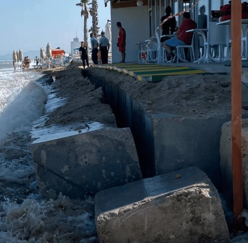 alba adriatica erosione costa nord