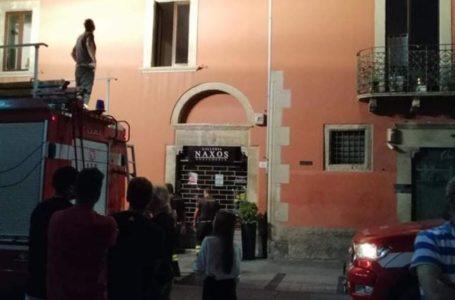 Teramo, odore di bruciato lungo Corso San Giorgio: intervengono i Vigili del Fuoco