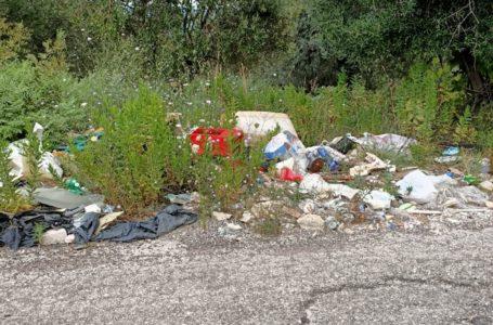 FOTO | Tortoreto, micro discariche e degrado ovunque: Di Matteo denuncia il disinteresse ambientale dell'amministrazione Piccioni
