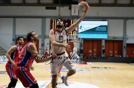 Basket B: in casa Tasp arriva l'ala-centro Alessandro Esposito, ex P.S. Elpidio