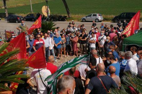 Betafence Tortoreto, il 29 settembre incontro al MISE: annullato picchetto ma sindacati pronti a tutto