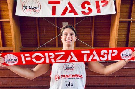Basket B, il Tasp è sempre più teramano: ingaggiato Francesco Faragalli