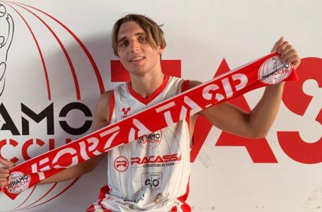 Basket B, Tasp e teramanità a braccetto: arriva anche Cristiano Faragalli Serroni
