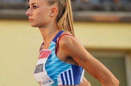 Atletica, positivo l'esordio triestino di Gaia Sabbatini all'aperto