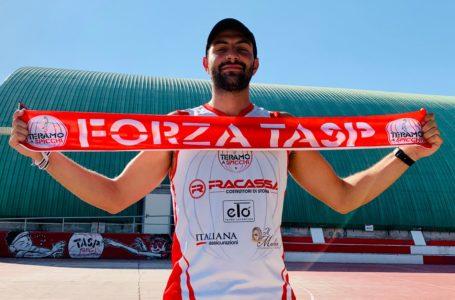 Basket B. Giorgio Di Bonaventura da Teramo a… Teramo: è il primo colpo del Tasp