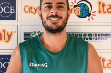 Basket B, il Tasp ingaggia Gianmarco Rossi ex Palestrina