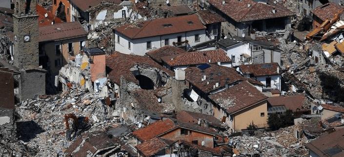 24 agosto 2016 – 24 agosto 2020, ricostruire il centro-Italia per riedificare il Paese