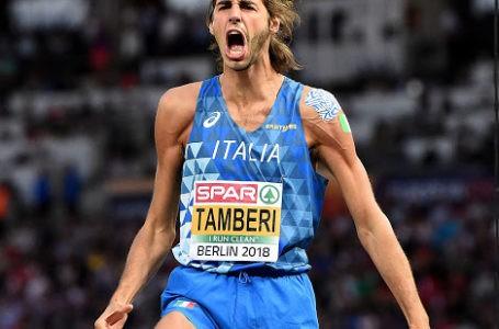 Atletica Vomano, in Germania il portacolori abruzzese Tamberi