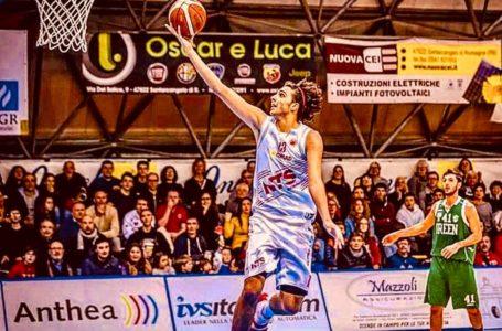 Basket B, Tasp: arriva Tiberti ex Faenza il centro tanto atteso