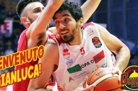 Basket B, alla corte di Zanchi approda l'ala Gianluca Di Carmine