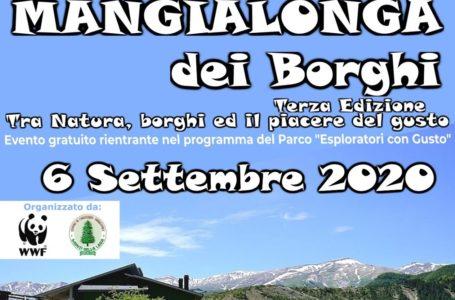 """WWF, torna la """"Mangialonga dei Borghi"""". Domani escursione sui Monti della Laga."""