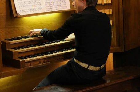 Riccitelli, per i concerti d'organo a Teramo Alessandra Mazzanti