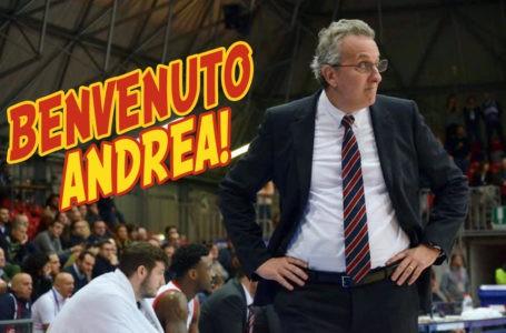 Basket B, Andrea Zanchi è il coach del Giulia Basket: Mazzaufo preparatore