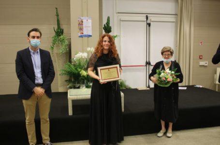 Menzione speciale a Valeria Di Felice al Premio Camaiore per il libro pubblicato in versione araba