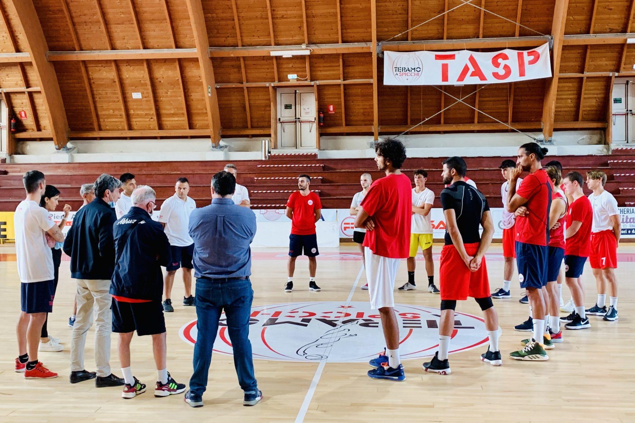 Basket B, esordio domenica 11 in Supercoppa per il TaSp contro Roseto