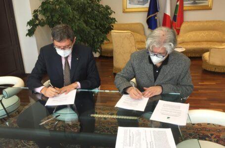 Regione Abruzzo, firmato il contratto con Pierluigi Cosenza nuovo Commissario ASR