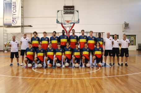 Basket B, tutto pronto in casa Giulia Basket per l'esordio in Supercoppa