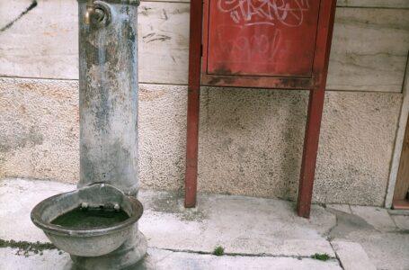 Teramo, la fontanella di Largo San Carlo da tutelare