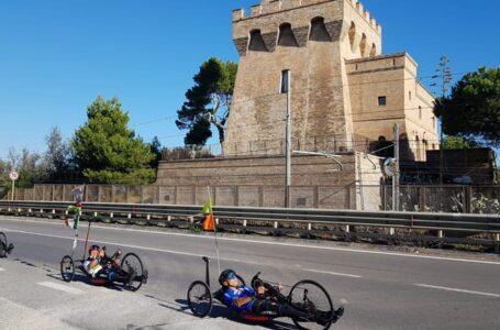 FOTO | Settimana dello sport paralimpico a Pineto, ultima giornata della kermesse dedicata ad Alex Zanardi