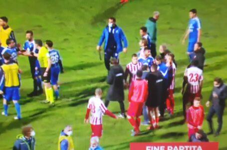 Calcio C, Teramo capolista per una notte: vince a Pagani (1-2) con doppietta di Ilari