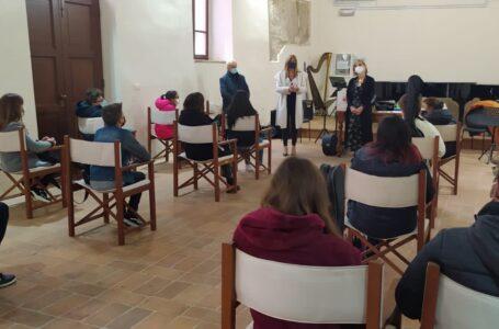 Fondazione Tercas, la Presidente Tiziana Di Sante inaugura la ripresa del Progetto RA.di.CI