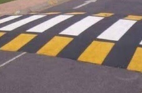 FOTO   Strade provinciali ad alto rischio, arrivano gli attraversamenti pedonali e asfalti antisdrucciolo