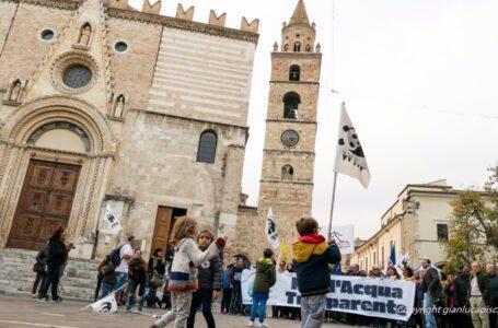 Acquifero Gran Sasso, WWF: a tre anni dalla manifestazione di Teramo cosa si è fatto di concreto?