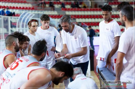 Basket Supercoppa, tutto pronto per Rennova Tasp – Rieti: gara in streaming