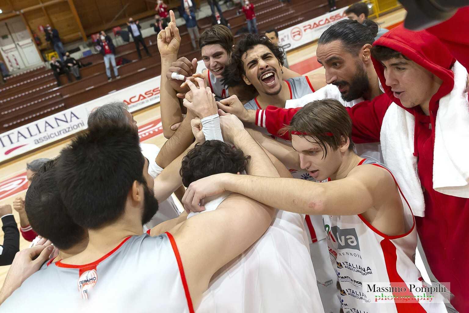 Basket B, Rennova Tasp: a Padova la vittoria del cuore