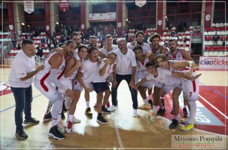 """Basket Supercoppa, Stirpe: """"Grande Gioia ma ora testa alla sfida contro Rieti"""""""