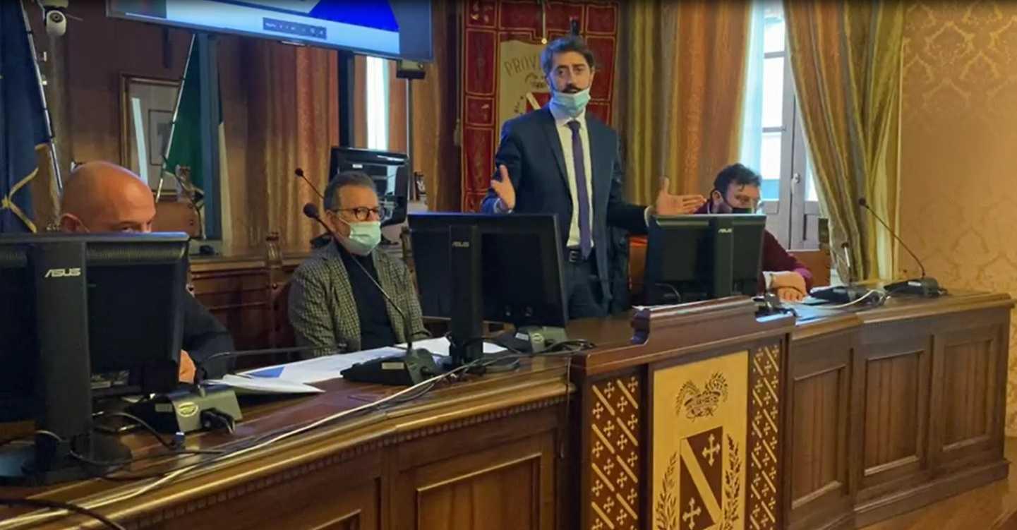 Consiglio provinciale, approvati il rendiconto ed il bilancio consolidato 2020