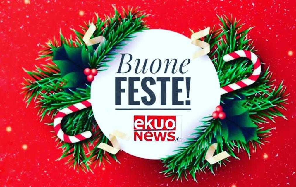 Auguri di Buone Feste da Ekuonews