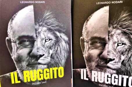 """I """"Ruggiti"""" di Nodari raccolti in due libri"""