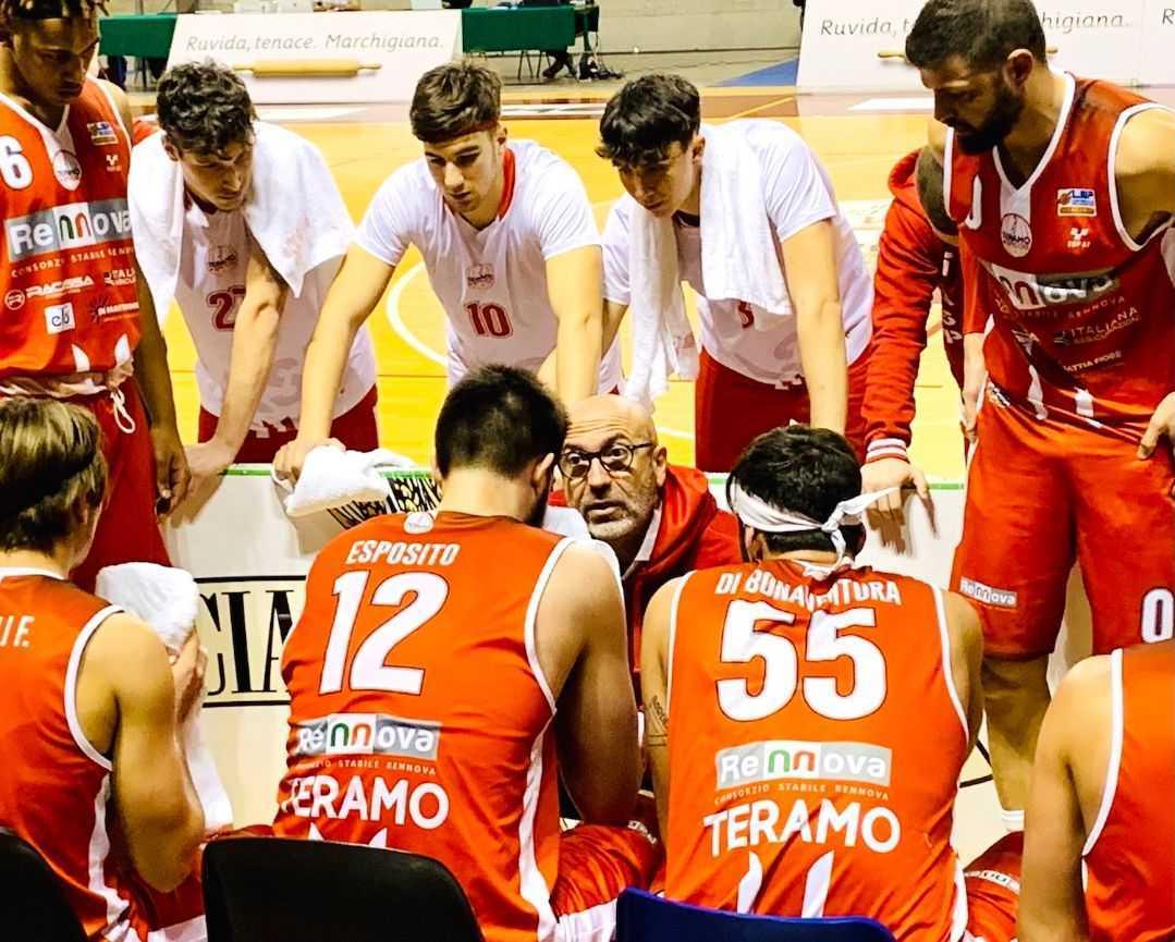 Basket B, la Rennova Tasp deve bissare Padova: Senigallia lo sa