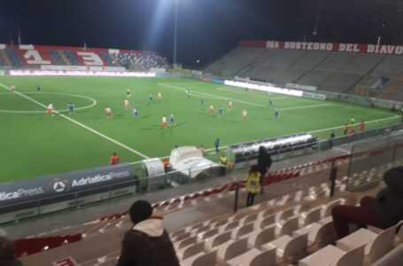 Calcio C, la netta vittoria sulla Paganese (2-0) macchiata dall'arrivo di 2 squalifiche