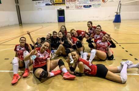 Volley B2 donne, la Futura Teramo batte 3-1 anche il Pagliare